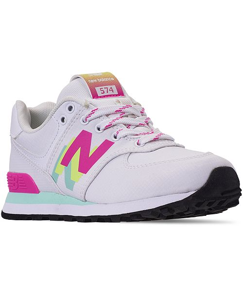New Balance Big Girls 574 Casual Sneakers from Finish Line