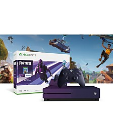 Xbox One S Fortnite Battle Royale Special Edition Bundle 1TB