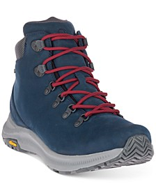 Men's Ontario Mid Waterproof Leather Hiker Boots
