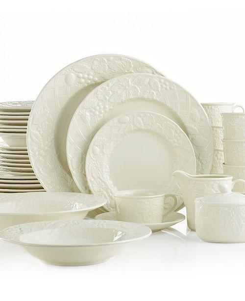 Mikasa English Countryside 40-Pc. Dinnerware Set, Service for 8