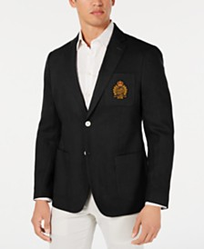 Lauren Ralph Lauren Men's UltraFlex Slim-Fit Linen Sport Coat