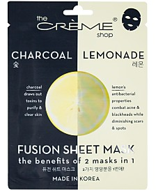 The Crème Shop Sheet Masks