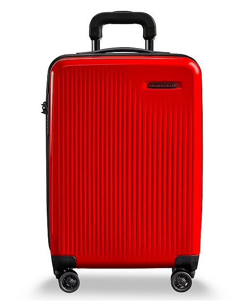 """Briggs & Riley Sympatico Domestic 20"""" Hardside Carry-On Spinner"""