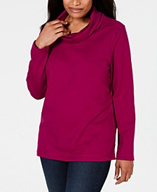 Cowl-Neck Top, Created for Macy's