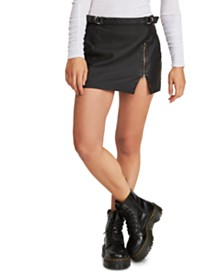 Free People Midnight Magic Skirt