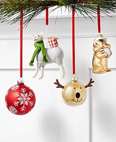 bb95becf8 Christmas Ornaments - Macy's
