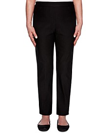 Petite Street Smart Allure Super-Stretch Pull-On Pants