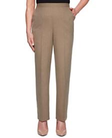 Petite Boardroom Pull-On Pants