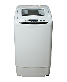 Magic Chef 0.9 Cubic Feet Compact Washer