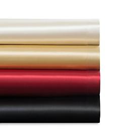 Sobel Westex Luxury Satin 4 Piece Sheet Set, Queen
