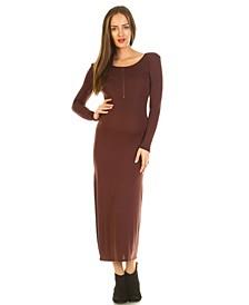 Maternity Penelope Maxi Dress