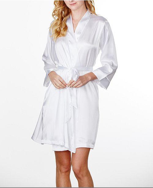 Wedding Prep Gals Women's Plain Robe, Online Only