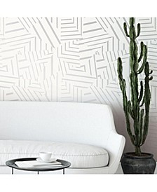 Dazzle Self-Adhesive Wallpaper