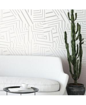 Tempaper Dazzle Self-Adhesive Wallpaper