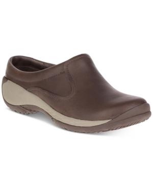 Merrell Women's Encore Q2 Slide Leather Mules Women's Shoes