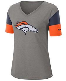 Nike Women's Denver Broncos Tri-Fan T-Shirt