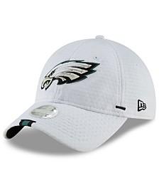 New Era Women's Philadelphia Eagles 2019 Training 9TWENTY Strapback Cap