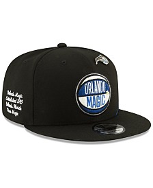 New Era Orlando Magic On-Court Collection 9FIFTY Cap