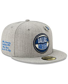 New Era Dallas Mavericks 2019 On-Court Collection 59FIFTY Fitted Cap
