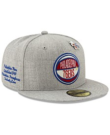 New Era Philadelphia 76ers 2019 On-Court Collection 59FIFTY Fitted Cap