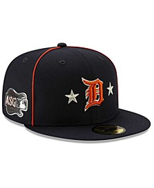 Little Boys Detroit Tigers 2019 All Star Game Patch 59FIFTY Fitted Cap