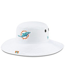New Era Miami Dolphins Training Panama Bucket Hat