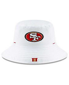 New Era Little Boys San Francisco 49ers 2019 Training Bucket Hat