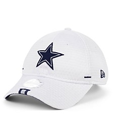 New Era Women's Dallas Cowboys 2019 Training 9TWENTY Strapback Cap