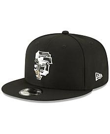 New Era San Francisco Giants Camo Trim 9FIFTY Cap