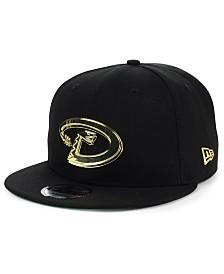 New Era Arizona Diamondbacks Coop O'Gold 9FIFTY Cap