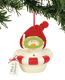 Department 56 Snowpinions What A Lifesaver Ornament