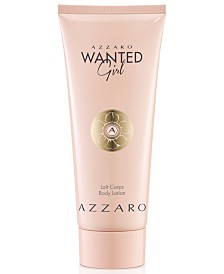 Azzaro Wanted Girl Eau de Parfum Body Lotion, 6.8-oz., Exclusive to Macy's!