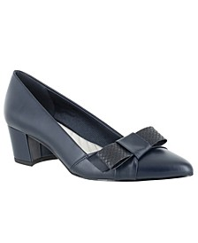 Triana Bow Pumps
