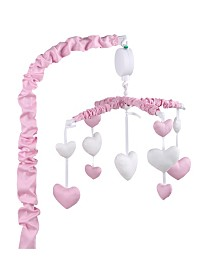 The Peanutshell Hearts Musical Mobile