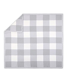 Farmhouse Large Check Blanket