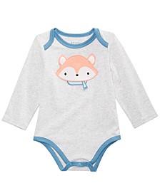 Baby Boys Fox Bodysuit, Created for Macy's