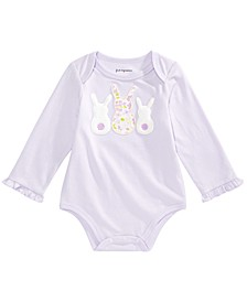 Baby Girls Bunnies Bodysuit, Created for Macy's