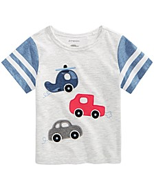 Toddler Boys Vehicle-Print T-Shirt, Created for Macy's