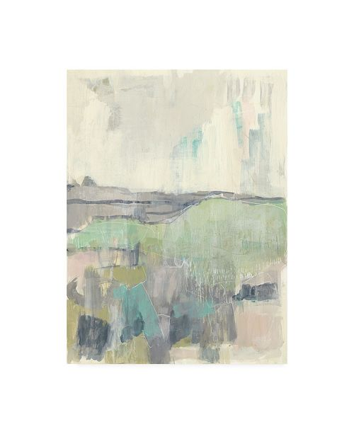 "Trademark Global Jennifer Goldberger Pastel Love I Canvas Art - 15.5"" x 21"""