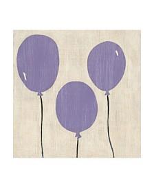"Chariklia Zarris Best Friends Balloons Canvas Art - 15.5"" x 21"""