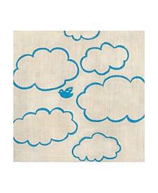 "Chariklia Zarris Best Friends Sky Canvas Art - 15.5"" x 21"""