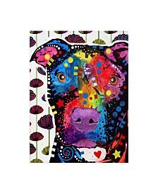 "Dean Russo Mortar Canvas Art - 15.5"" x 21"""