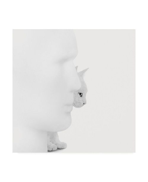 "Trademark Global Jon Bertell Mystique Canvas Art - 15.5"" x 21"""