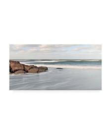 """Nicholas Bel Florida Gulf Coast Canvas Art - 36.5"""" x 48"""""""