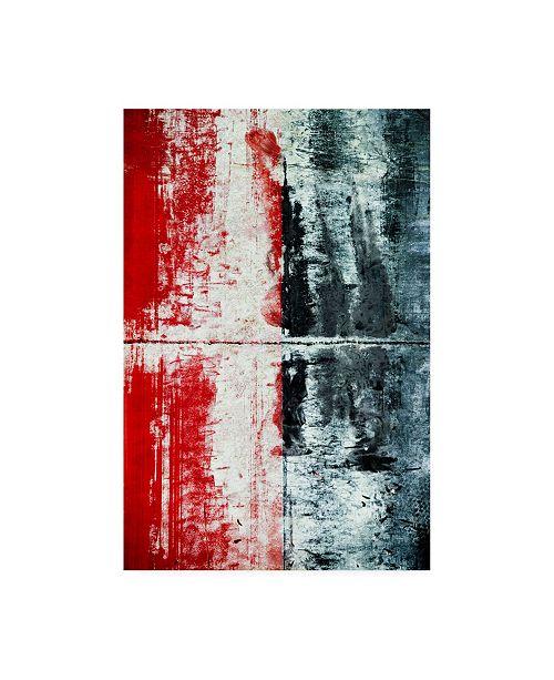 "Trademark Global Jean Brya X-ray Canvas Art - 19.5"" x 26"""