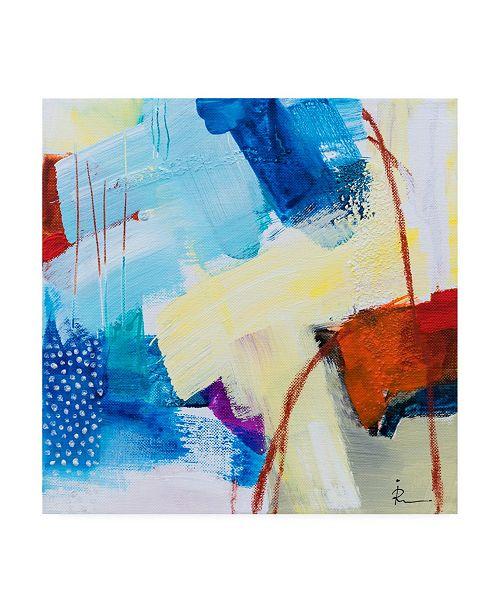 "Trademark Global Ira Ivanov Ira Ivanov Paint Expression Study 20 Canvas Art - 15.5"" x 21"""