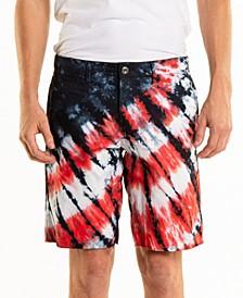 "Men's 4th of July Baytown 11"" Bedford Cord Short"