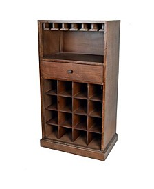 Niven Wine Cabinet, Quick Ship