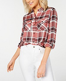 Plaid Utility Shirt