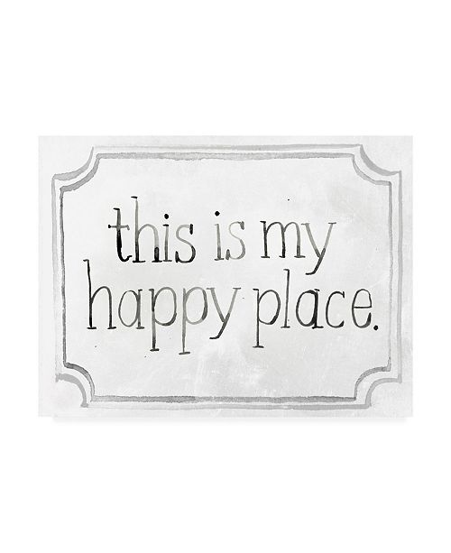 "Trademark Global Jennifer Paxton Parker Homemade Happy II Canvas Art - 37"" x 49"""